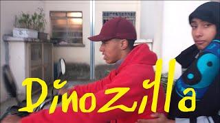 """Dinozilla - Versão Favela """" Vera Cruz """""""