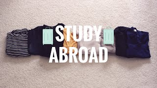 Packing For Study Abroad! | PaolaKassa