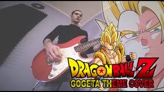 Dragon Ball Z - Gogeta Theme Guitar Cover