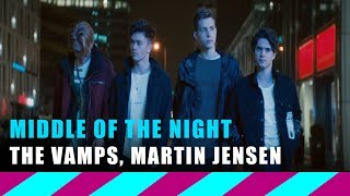 The Vamps, - Middle Of The Night [Subtitulado Español e Ingles] Martin Jensen HD