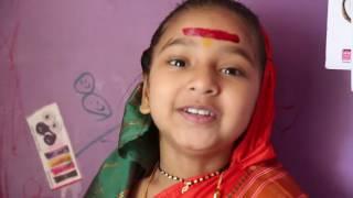 Savitribai Jyotirao Phule | Traditional Look | School Festival Look | My Speech on Savitribai Phule