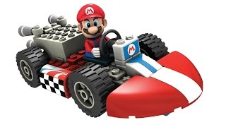 Super Mario Race Cars Games Videos Toys r us Collection for Kids Children Toddlers