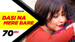 Dasi Na Mere Bare (Full Video) | Goldy | Latest Punjabi Song 2016 | Speed Records width=