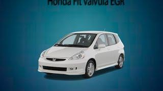 Honda fit com problema na válvula egr