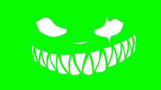 Sorriso monstro para intro - Smile monster for intro- Chroma