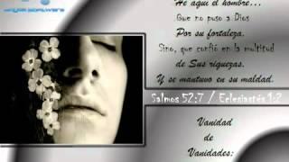 SARAH LA PROFETA TODO ES VANIDAD