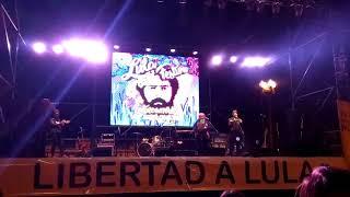 Festival Lula Livre em Buenos Aires começa agora!