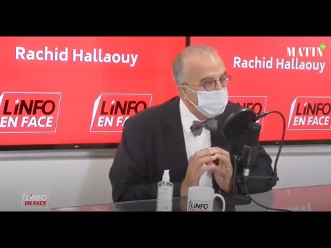 Video : L'Info en Face avec Saâd Agoumi