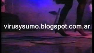 1990 - Chateau Rock (DVD) Agujero Interior - Virus - Federico Moura