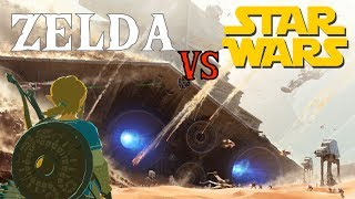 """Zelda and Star Wars' Rey in Real Life - """"super secret"""" projects - that need your help"""