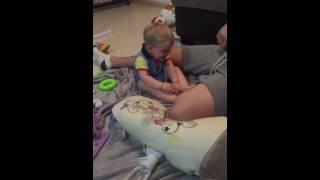 Laughing baby (Jaxson)