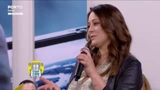 Savanah Eve / Debora Sà - Porto Canal - interview en live du 3 avril 2017