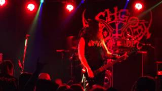 Archgoat - Goddess Of The Abyss Of Graves @ Monaclub 07.11.2015
