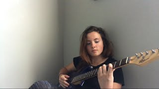 """Mac Demarco """"One more love song"""" (COVER by Casey grace vest)"""
