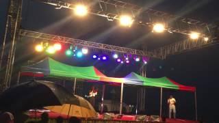한가을 - 사랑의배터리 live 직캠 (2016주문진해변축제)