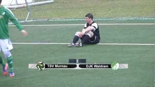 TSV Murnau - DJK Waldram  2:3 (Kreisliga 1  22. Spieltag)