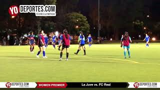 La Juve vs. FC Real Women Premier Academy