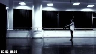 Massive Attack - Teardrop Dance Solo