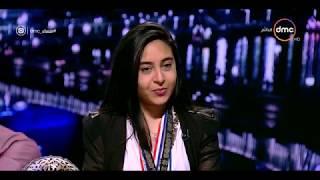 مساء dmc - ندى أحمد تشرح اختراعها الذي يساعد ضعاف السمع وتعليقها على تكريم الرئيس السيسي