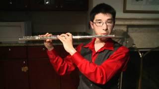 Happy Birthday Flute