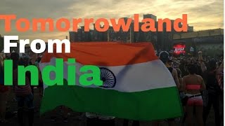 How To Go Tomorrowland From India