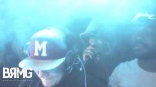 Skepta - 'Nasty' & 'LOTM' Bars @ DJ Target x Danny Weed's #PitchedUp [@Skepta] | BRMG