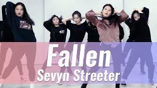 Sevyn Streeter - Fallen (Feat. Ty Dolla $ign & Cam Wallace) Choreography DANA