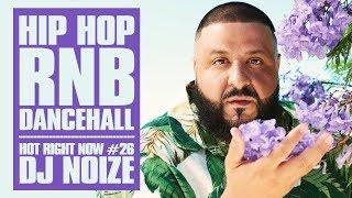 🔥 Hot Right Now #26 |Urban Club Mix August 2018 | New Hip Hop R&B Rap Dancehall Songs |DJ Noize width=