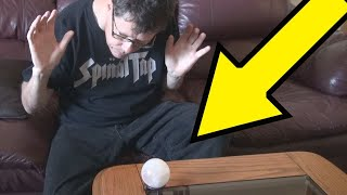 Amazing Magic Trick With Crystal Ball