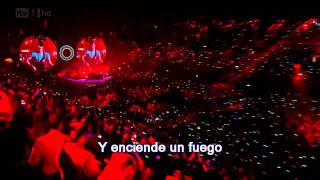Coldplay - Charlie Brown En Vivo Sub. Español