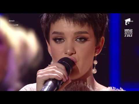 "Duelul final. Michael Bublé - ""Feeling good"". Olga Verbițchi in finala X Factor"