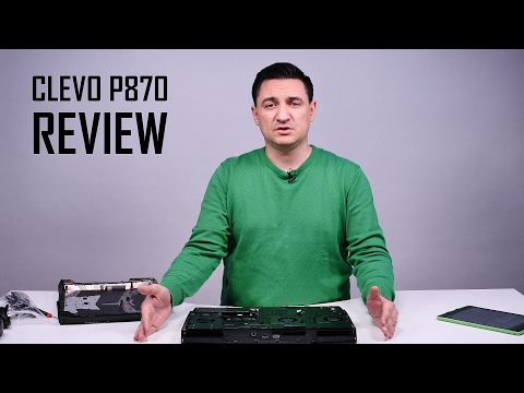 UNBOXING & REVIEW - CLEVO P870