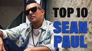 TOP 10 Songs - Sean Paul