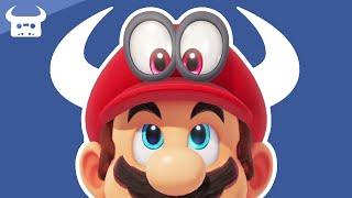 SUPER MARIO ODYSSEY RAP - Oh No Mario! | Dan Bull