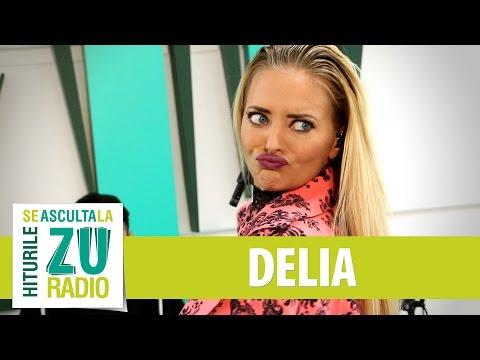 Delia - Cine m-a facut om mare (Live la Radio ZU)