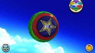 Sonic Lost World (PC) Mod- Christmas Sonic + Sonic Runners Music (Tropical Coast 1)