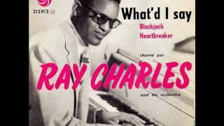 """Georgia on My Mind""   Ray Charles"