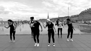 Dif'Fuzion - In My Bed - Voicemail ft Jordanne Patrice - Choreography by Mel'