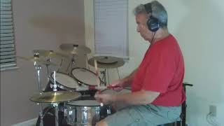 Indian Reservation... Paul Revere and the Raiders Drum Cover Audio by Lou Ceppo