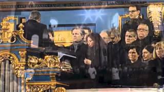 """Kristina Cosumano,  """"In deine Hände befehl' ich meinen Geist"""", from J.S.Bach BWV 106"""