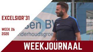 Screenshot van video Excelsior'31 weekjournaal - week 26 (2020)