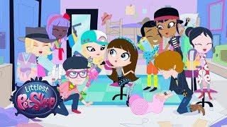 Littlest Pet Shop Season 2 - 'Blythe at Fashion University North!' Official Clip