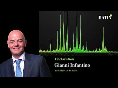 Gianni Infantino : «Les Fédérations qui ont un conflit d'intérêts avec un pays candidat ne voteront pas»