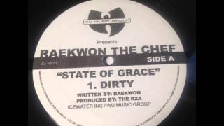 Raekwon - State Of Grace (Instrumental)