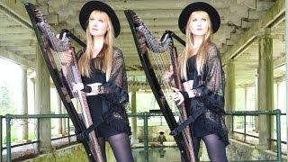 FLEETWOOD MAC / STEVIE NICKS - Rhiannon (Harp Twins) Camille and Kennerly HARP ROCK