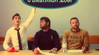 """ارب ايدول النسخة الفلسطينية """"الانقسام"""" - انداري عنهم"""