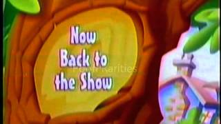 Toon Disney Bumpers: New Adventures of Winnie the Pooh (1998-2002)