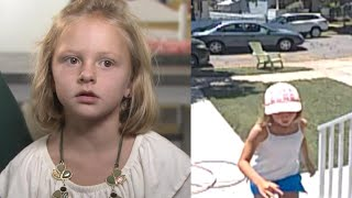 7-Year-Old Runs to Utah Home After Stranger Offers Her a Bicycle width=
