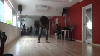 Samba solo - (samba no pé)