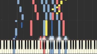 Trouble In Paradise / Al Jarreau (instrumental version + tutorial)